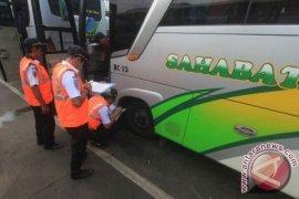 DLLAJ Bogor Periksa Angkutan Mudik Secara Berkala