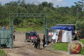 200 polisi disiagakan pascabentrok di pertambangan Bengkulu Tengah