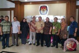 Konsultasi DPRD Kaltim ke KPU Pusat