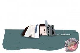 Kapal TKI tenggelam di Batam