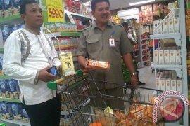 Bahaya, ada makanan digigit tikus di toko Kota Bengkulu