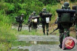 Pasukan khusus TNI pemburu kelompok MIT Poso telah tiba