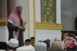 Ali Jaber Tausiah di Malam Nuzul Quran Pemkab Asahan
