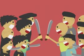 Polisi selidiki motif tawuran tiga kelompok warga di Manggarai
