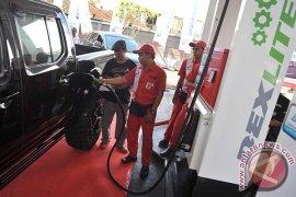 Libur Natal, konsumsi BBM di Bali naik 10-15 persen
