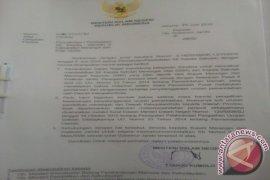 SK Mendagri minta Walikota batalkan pelantikan Kepsek