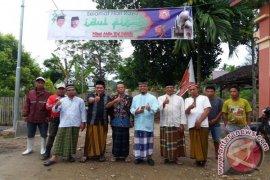 Ishak Pimpin Rombongan Safari Ramadhan ke Pinogu