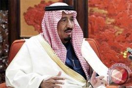 Raja Salman sambut pemimpin KTT Liga Arab