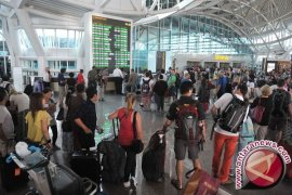 Puncak Mudik Terjadi Di Terminal Km-6 Banjarmasin