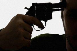 Mantan kepala BPN Denpasar bunuh diri gunakan pistol saat dibawa ke mobil tahanan