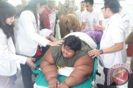Bobot Arya Obesitas Turun 4 Kg  Berkat Diet di RSHS