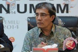 Hadar Nafis Gumay terpilih sebagai Plt Ketua KPU