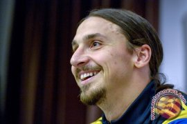 Zlatan Ibrahimovic: Swedia mampu kalahkan Inggris dan menjuarai Piala Dunia