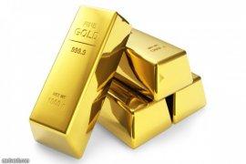 Harga emas sudah turun lagi