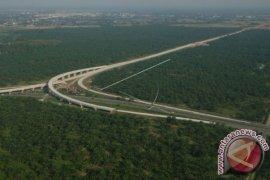 Tol Medan-Tebingtinggi Sumut ditargetkan rampung oktober 2018