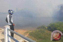 Mukomuko Bantu Polisi Selidiki Pembakar Hutan Danau
