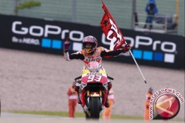 Marquez Juarai MotoGP Jerman