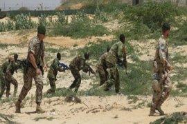 Tentara Uganda tewaskan 189 kombatan al-Shabaab di Somalia