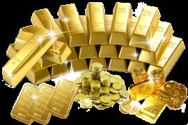 Harga emas naik ke level tertinggi dalam 10 bulan