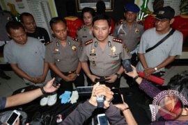 Polres Kabupaten Bekasi Tangkap Lima Pelaku Curas