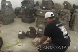 Ratusan Benda Cagar Budaya Dipindah dari Museum Penataran Blitar