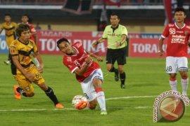 Bali United Imbang Lawan Mitra Kukar