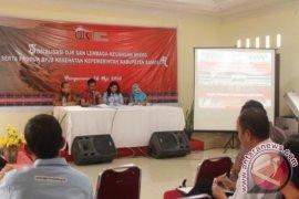 OJK Sumbagut dan BPJS Siantar Sosialisasi Ke Samosir