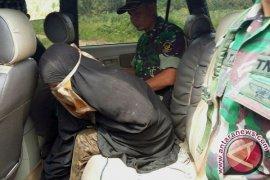 Satgas Tinombala temukan senjata milik Santoso