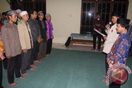 Pemuda Muhammadiyah HST Dilantik