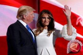 Situs Melania Trump lenyap setelah ada pertanyaan soal pendidikan