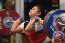 Lifter Putri Olimpiade