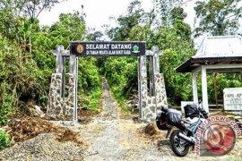 Gunung Kaba Bengkulu Mulai Diminati Turis Asing