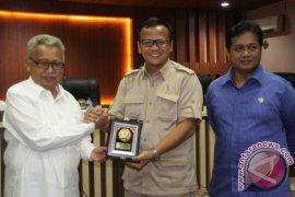 Kunjungan Komisi IV DPR RI di Aceh