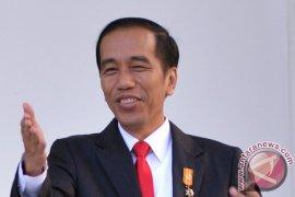 Presiden Tinjau Proyek MRT di Dukuh Atas