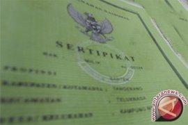 Pemprov Babel sudah terbitkan 6.500 sertifikat tanah nelayan