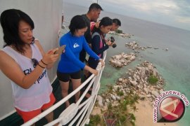 Pengunjung Keluhkan Pantai Labuhan Maringgai Tak Aman