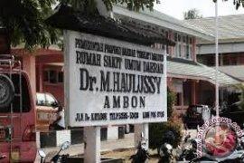 Kesehatan penderita kasus 01 di Ambon semakin baik
