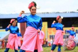 72 Grup Kesenian Kutai Kartanegara Meriahkan EIFAF
