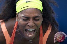 OLIMPIADE 2016 - Serena Williams tersingkir