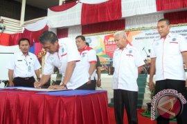 Wakil Bupati Asahan Asahan Hadiri Peringatan HANI 2016