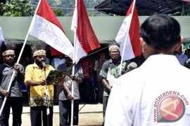 Do Not Doubt on Jokowi Intention to Build Papua