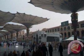 Tujuh Kloter Jemaah Haji Kalsel Sudah Di Mekkah