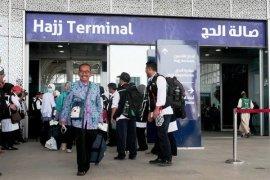 Seluruh Jamaah Haji Reguler telah Tiba di Arab Saudi