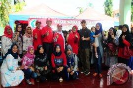 Kodim 1007/Bjm Gelar Pasar Murah Sembako