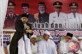 Zikir Akbar 11 Tahun Damai Aceh