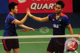 Tontowi/Liliyana melangkah ke final BAC usai tumbangkan Zheng/Huang