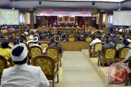 Sidang DPRD agendakan penyampaian visi-misi Gubernur Bali