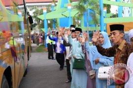277 Jemaah Haji HSS Mondok di Bahaa Al Zahra