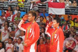 Owi/Butet Raih Emas Olimpiade