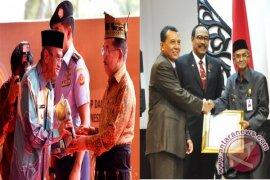 Lipsus - Kabupaten Banjar Borong Triple Winner Prestasi Lingkungan Hidup 2016
